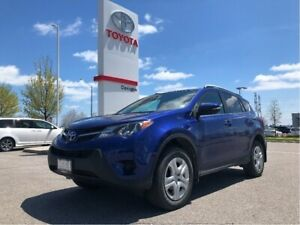 2015 Toyota RAV4 SOLD!LE|FWD|Heated Seats|Back Up Cam|TCUV