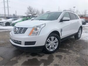 2015 Cadillac SRX Low Kms!! Leather Heated Front Seats