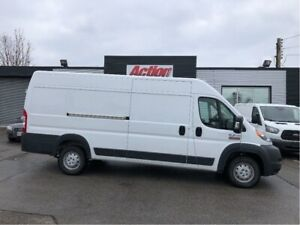 2018 Ram ProMaster 3500 3500 3 PASSENGER LOADED!