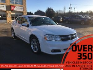 2014 Dodge Avenger SXT - 6.5 Touchscreen! Bluetooth!