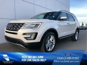 2017 Ford Explorer Limited 301A 3.5L V6 Ecoboost with Remote Sta