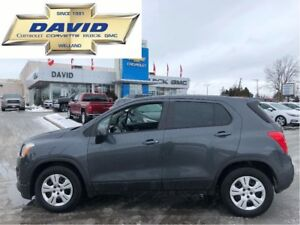 2014 Chevrolet Trax LS FWD, LOADED, TINT, LOCAL TRADE