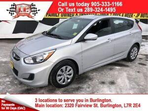 2017 Hyundai Accent LE, Automatic, Sunroof, Heated Seats