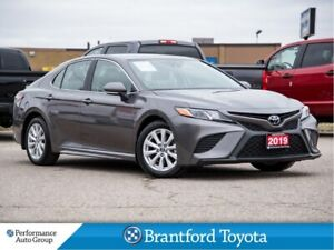 2019 Toyota Camry SE, Only 13163 Km's, Lot's of Factory Warranty