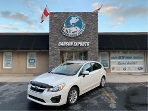 2014 Subaru Impreza LOOK 2.0I W/ TOURING PACK! FINANCING AVAILAB