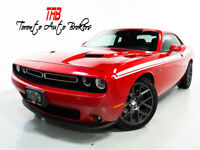 2016 Dodge Challenger R/T PLUS | LAUNCH CONTROL | 6 SPEED | SUNR City of Toronto Toronto (GTA) Preview