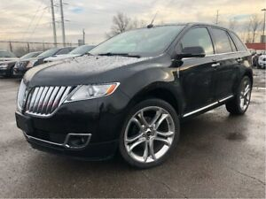2014 Lincoln MKX Navigation Panoramic AWD Leather