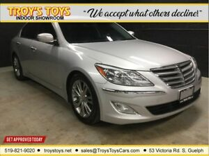 2014 Hyundai Genesis 3.8L - **Luxury, Fully Loaded, Leather**