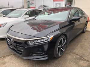 2018 Honda Accord Sport/LIKE NEW! MINT CONDITION!