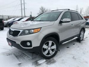 2013 Kia Sorento EX Leather| Sunroof| HTD Seats| AWD