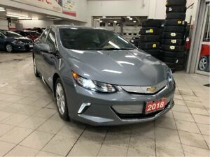 2018 Chevrolet Volt Electric PREMIER | VERY LOW KMS