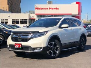 2017 Honda CR-V TOURING-NEW TIRES-ONE OWNER-NO ACCIDENTS