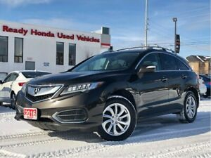 2016 Acura RDX AWD | Leather | Sunroof | Rear Camera