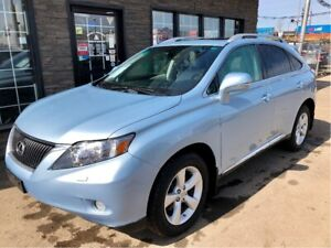 2010 Lexus RX 350 LOADED AWD NICE SHAPE!