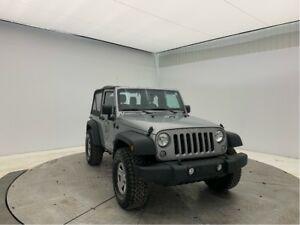 2017 Jeep Wrangler Sport* BLUETOOTH* CRUISE* MAGS*