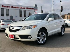 2015 Acura RDX Base - Leather - Roof - Rear Camera