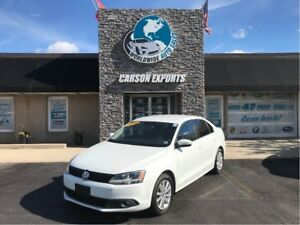 2014 Volkswagen Jetta Comfortline DIESEL WITH HEATED SEATS! FINA