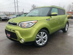 2015 Kia Soul EX+ | Auto | Htd Seats| Alloys
