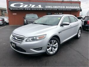 2012 Ford Taurus SEL AWD | CAMERA | ROOF | LEATHER