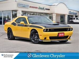 2017 Dodge Challenger R/T 392 Scat Pack leather sunroof navi