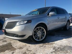 2014 Lincoln MKT Ecoboost AWD - New Tires - Leather Seats