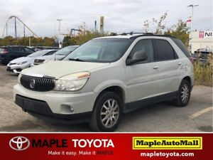 2006 Buick Rendezvous CX AS-IS