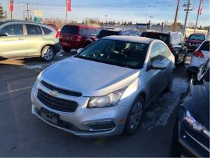 2015 Chevrolet Cruze LT 1LT CLEAN CAR FAX! ONE OWNER!