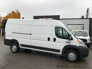2018 Ram ProMaster 2500 Loaded! fin or leasing available OAC