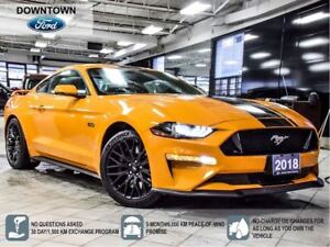 2018 Ford Mustang GT Premium, Perform Pack, Active Exhaust, Reca