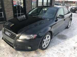 2009 Audi A4 2.0T AWD ONLY 125K!