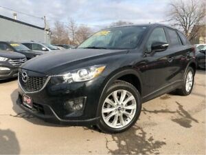 2015 Mazda CX-5 GT AWD |Leather| Sunroof| Navigation