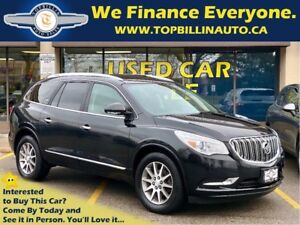 2014 Buick Enclave AWD, Leather, Sunroof, B Cam, Power Tgate