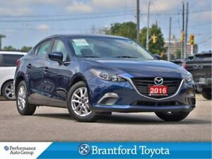 2016 Mazda Mazda3 GS, Manual, Only 60746 Km's