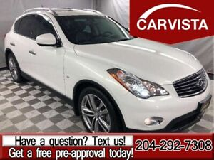 2015 Infiniti QX50 Journey  - NO ACCIDENTS/FULLY LOADED/ WARRANT