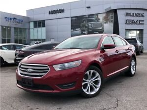 2013 Ford Taurus SEL GPS Leather, sunroof