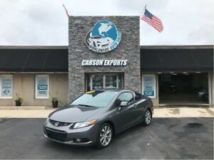 2012 Honda Civic Coupe SI BEST DEAL $5000 OFF!!