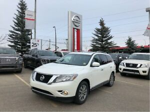 2015 Nissan Pathfinder SL NAVIGATION! PANORAMIC SUNROOF!