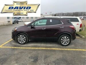 2018 Buick Encore Preferred/1.4L/REARCAM/POWERSEAT/