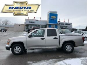 2006 Gmc Canyon SLE CREW 2WD, LOADED, POSI, 3.5L, AS TRADED