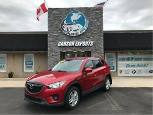 2014 Mazda CX-5 LOOK GS WITH SUNROOF! FINANCING AVAILABLE!
