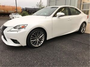 2014 Lexus IS 250 LUXURY PACKAGE