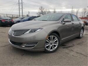 2015 Lincoln MKZ Reserve| Htd /Cooled Seats| Navigation| Great M