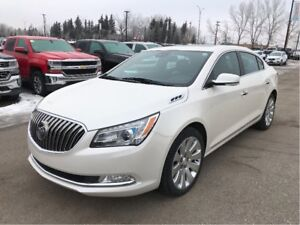 2014 Buick LaCrosse Premium I Group, AWD, Leather, Navigation!