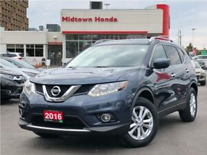 2016 Nissan Rogue SV FWD Special Edition-low mileage!!
