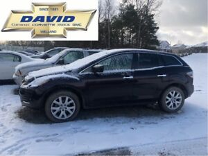 2007 Mazda CX-7 GT AWD/ LEATHER/ SUNROOF/ REAR CAM/ AS-IS!!