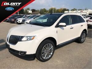 2015 Lincoln MKX Leather | Navi | Pano Roof | Cooled Seats