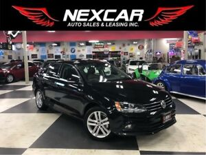 2015 Volkswagen Jetta 1.8 TSI HIGHLINE AUT0 NAVI LEATHER SUNROOF