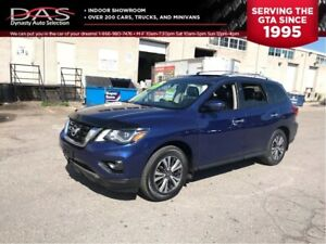 2017 Nissan Pathfinder SL AWD NAVIGATION/PANORAMIC SUNROOF/LEATH