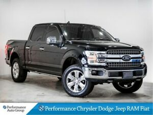 2018 Ford F-150 LARIAT * PANO ROOF * NAV * TONNEAU COVER