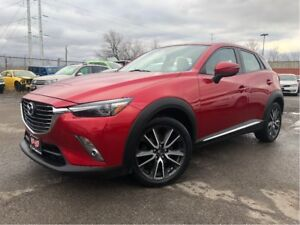 2016 Mazda CX-3 GT Bose -Navigation - Leather Seats